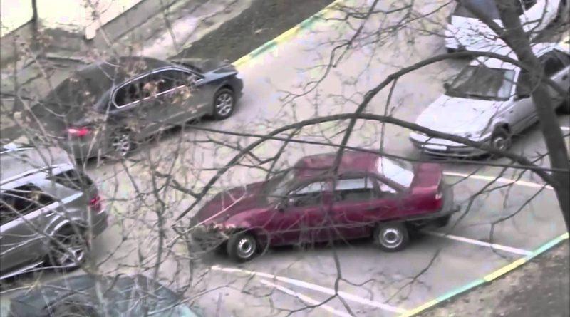 Rezerwacja miejsca parkingowego w Rosji