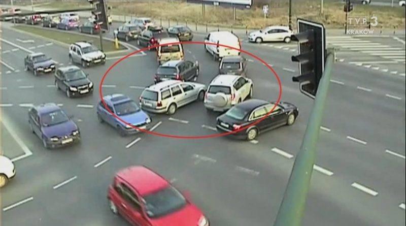 blokowanie skrzyżowania