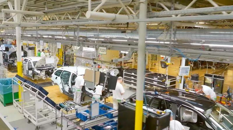 Jak produkuje się samochody?