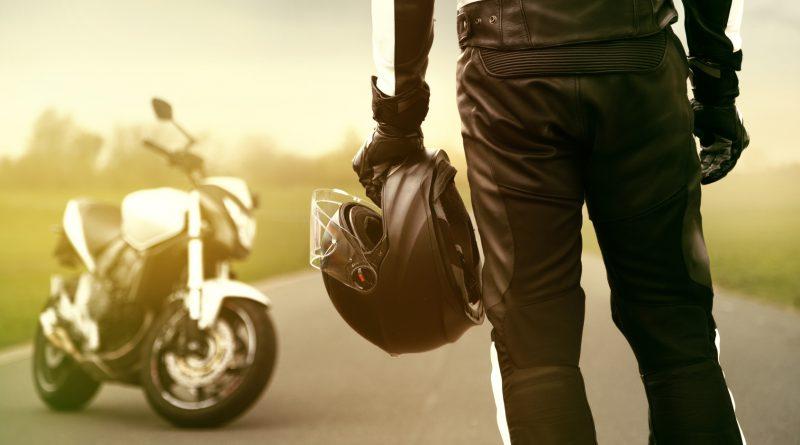 Wybieramy ubrania dla motocyklisty