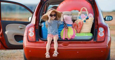 jak umilić długą podróż dziecku